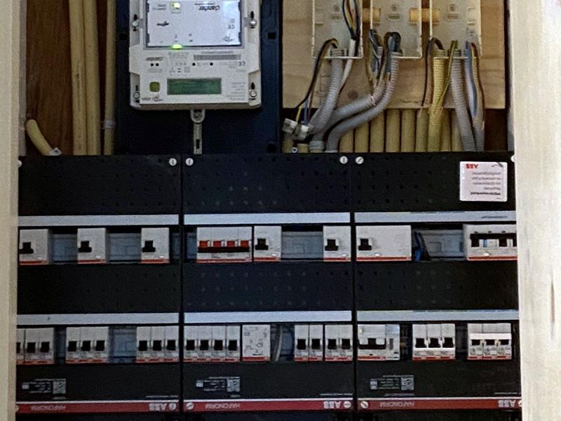 Meterkast/Netwerk - MvA Aannemers